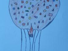Let_balonem - Balon-3-Maruska