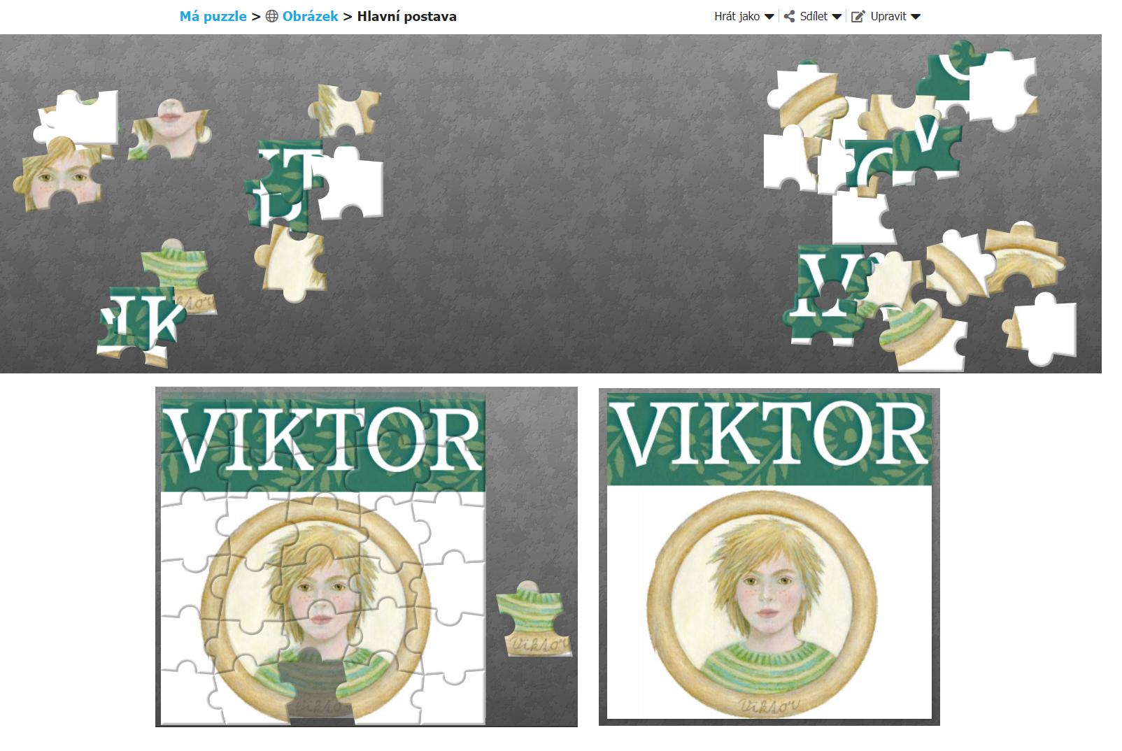 Viktor - Puzzle